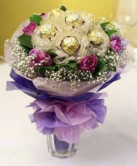 chocolate-ferrero-bouquet